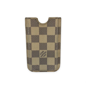 Louis Vuitton White Damier Phone Case/Sleeve