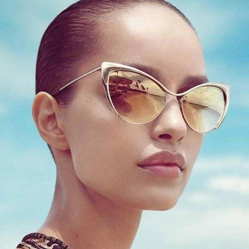 Ladies Guide For Choosing The Right Cat Eye Sunglasses