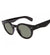 Retro Thick Round Steampunk Dark Lens 50s Sunglasses Vintage - Sunglassinn