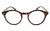 Small Round Oval Frame Clear Lens Men Women's Glasses