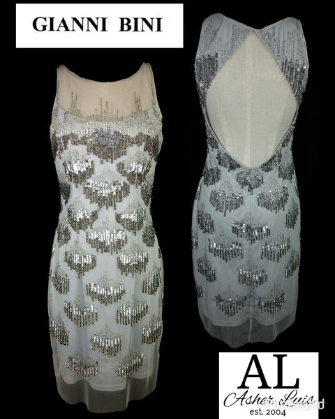 Gianni Bini Dress: 8  (3080-4)