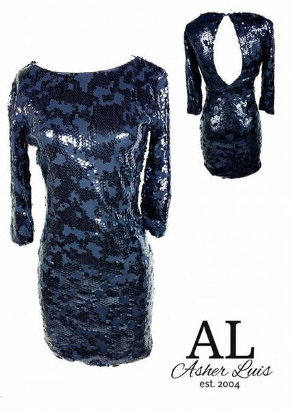As U Wish Dress: S (1940-407)