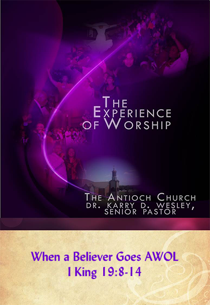 When a Believer Goes AWOL