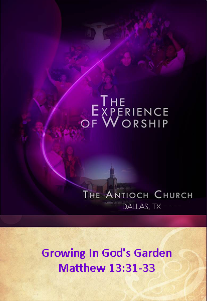 Growing In God's Garden