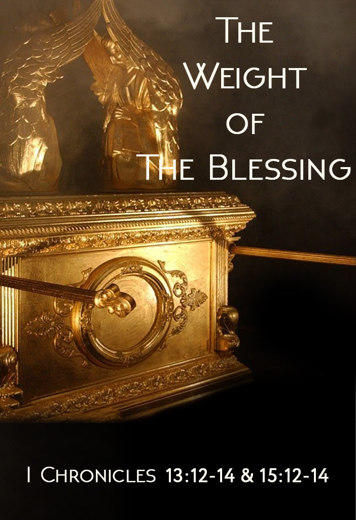 The Weight of The Blessing