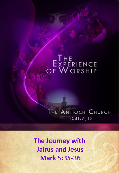 The Journey with Jairus and Jesus