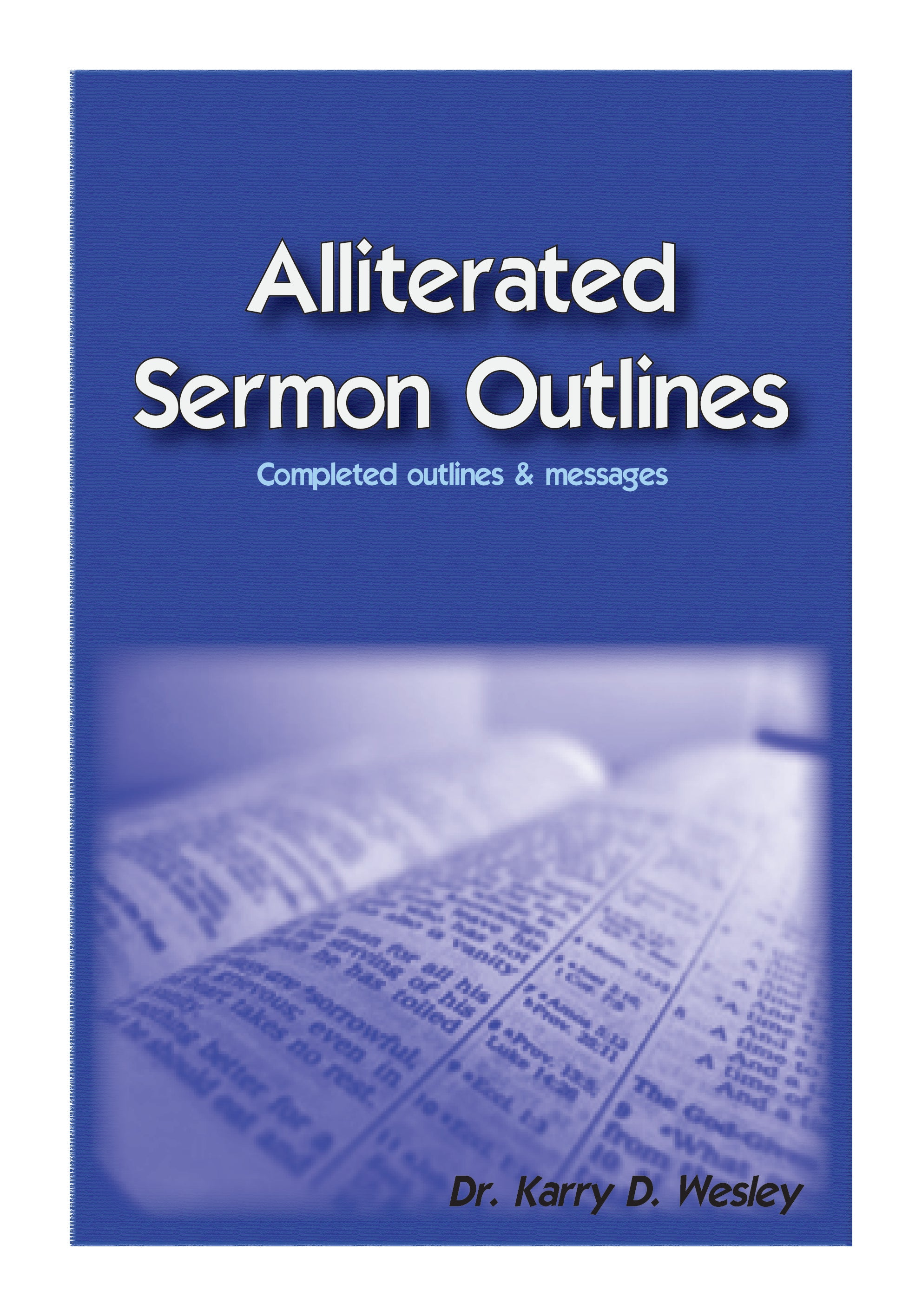 Alliterated Sermons - Volume 3