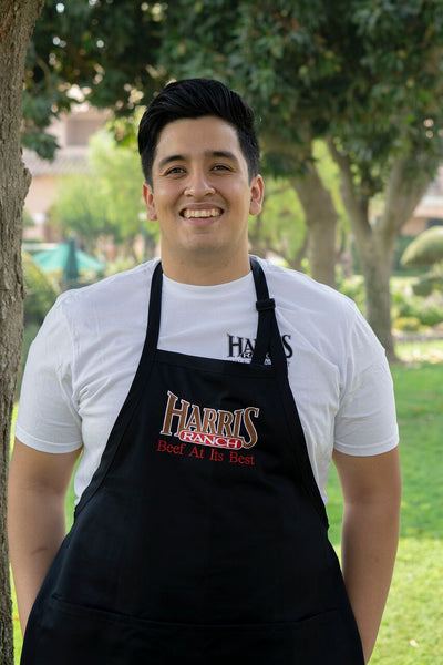 Harris Ranch Apron