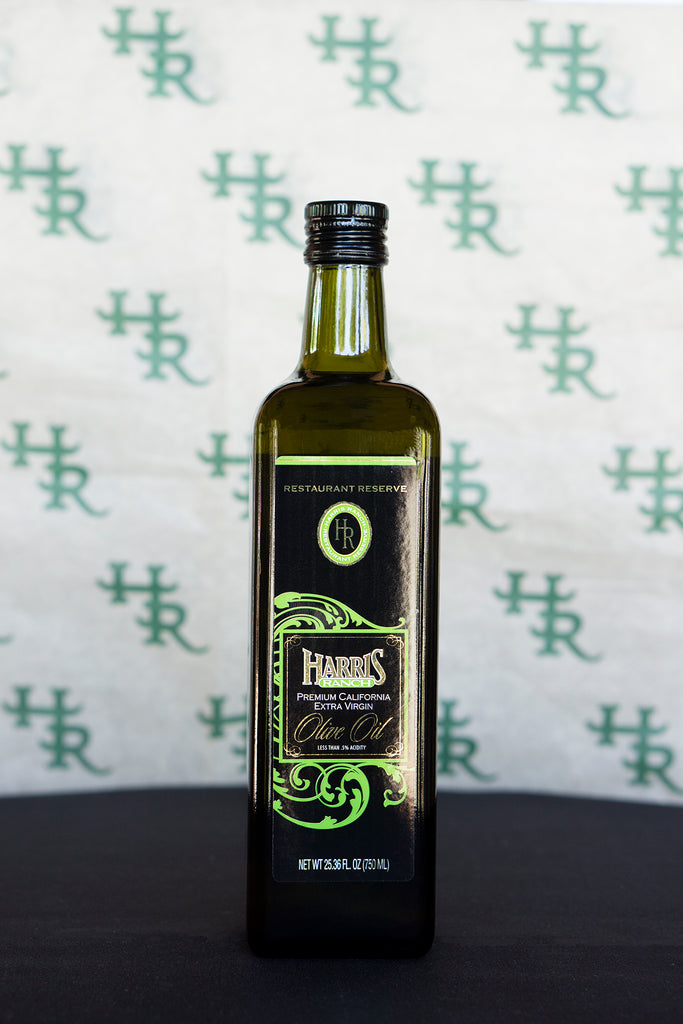 Harris Ranch Olive Oil