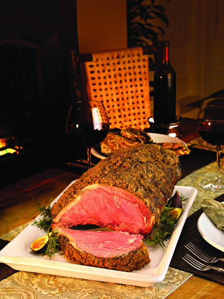 USDA Choice Boneless Prime Rib Roast