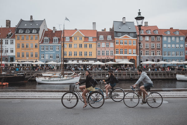 Ceramic Travel Guide - Copenhagen