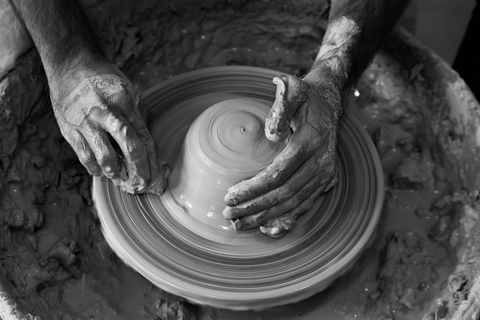 Making pottery sustainable