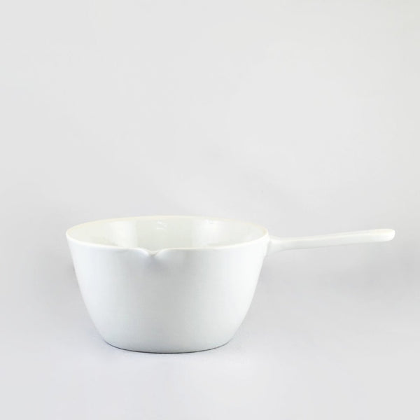 bowl-Laboratory Porcelain Pan - Large-PUEBCO-YONOBI
