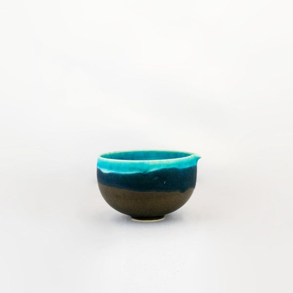 bowl-Bowl with spout-Yoshinori Takemura-It's yo no bi