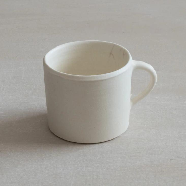Mug White glaze - Small