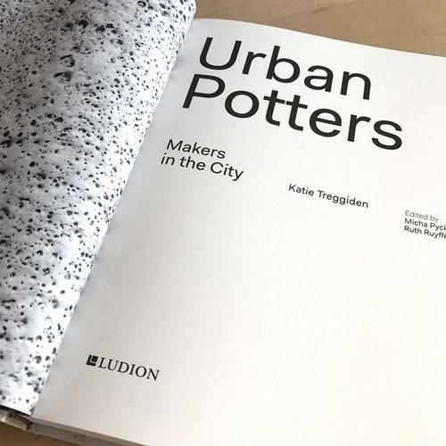 Books-Urban potters: Makers in the city. Ludion-Katie Treggiden-YONOBI