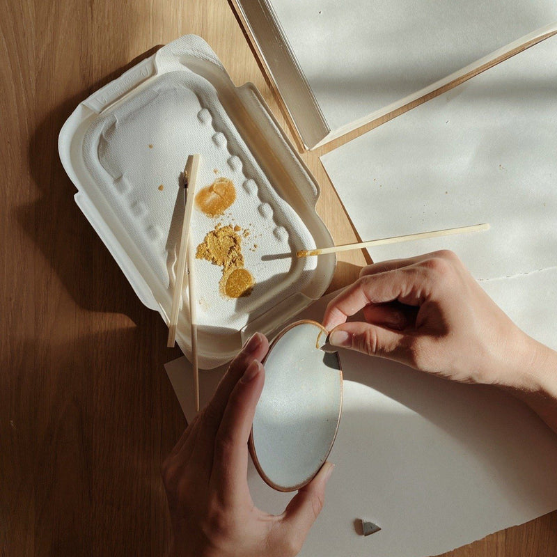 Kintsugi repair kit-Kintsugi porcelain repair kit-Humade-YONOBI