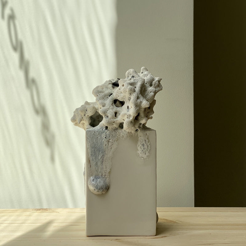 Sculpture-BEHOLD:BECOME - Sculpture no. 14-Signe Fensholt-YONOBI