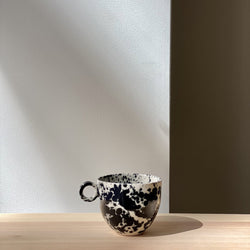 mug-Black and white splatter mug-Anna Jones-YONOBI