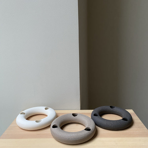 TORUS RING CANDLE HOLDER