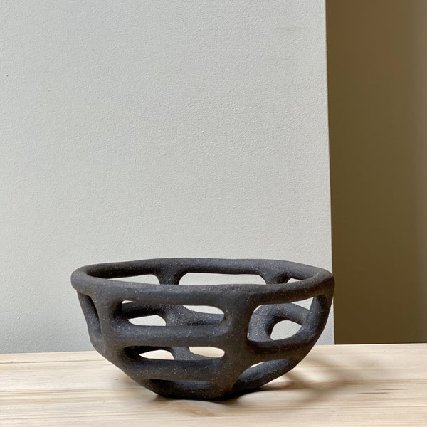 Bowl-Small round Basket-Solenne Belloir-YONOBI