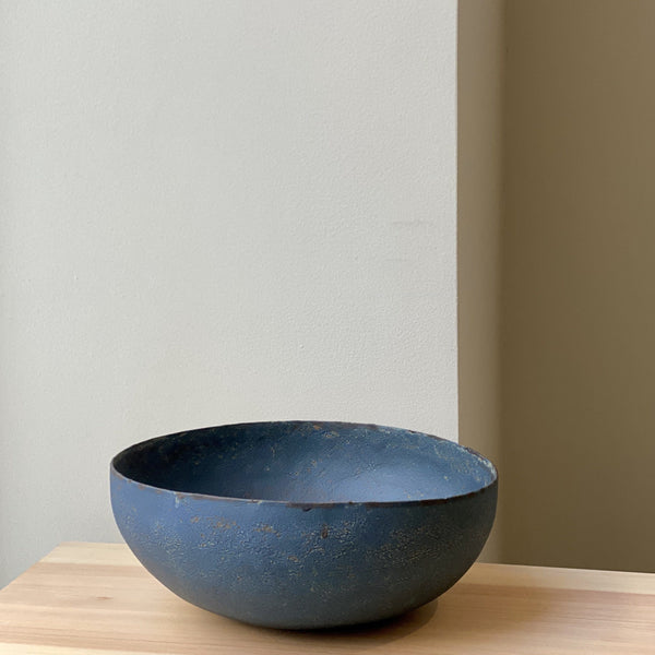 Bowl-Blue large bowl-Linda Ouhbi-YONOBI