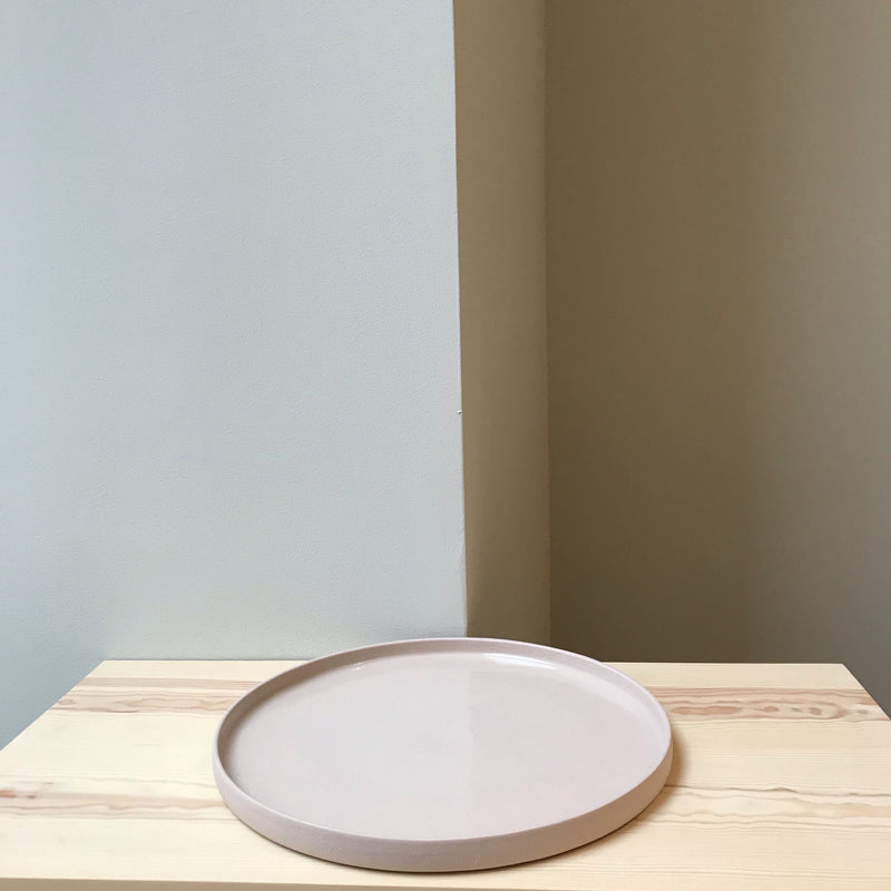 Ghost Plate - Large