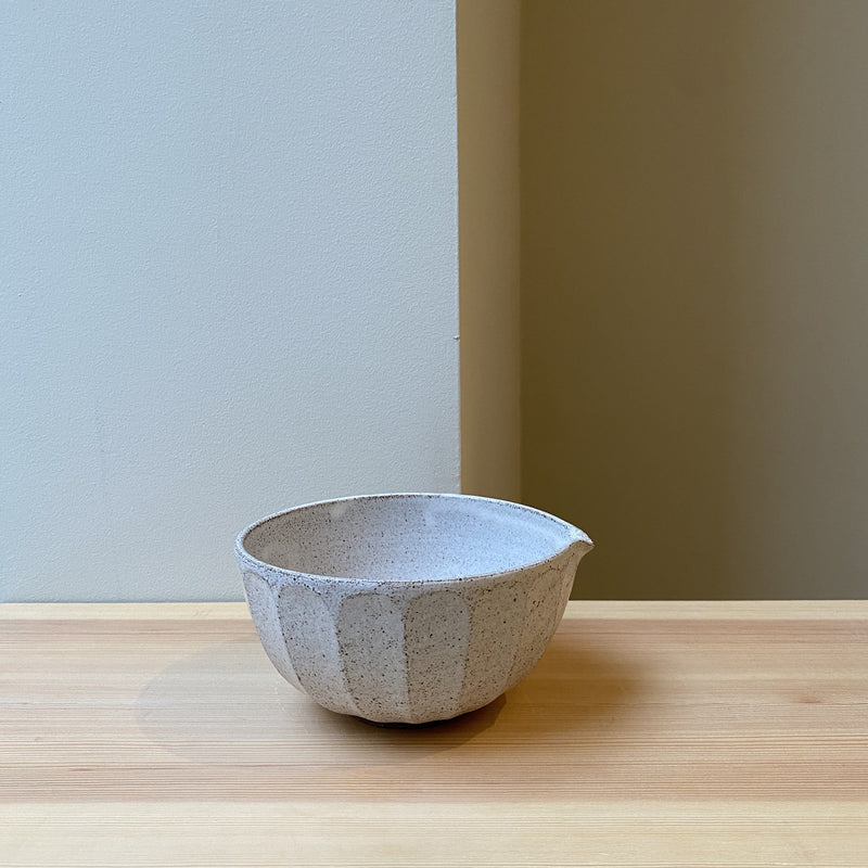Carved Pouring Bowl