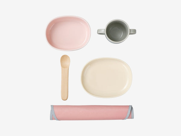 Children tableware-NUPPU Sustainable children's tableware-NUPPU-YONOBI