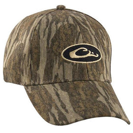 Drake Waterfowl Youth Water Resistant Camo Cap
