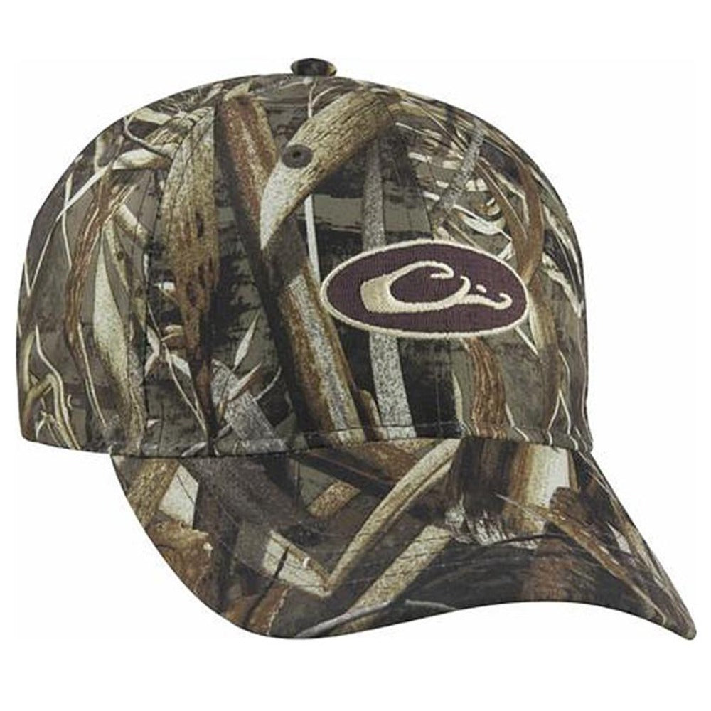 Drake Waterfowl Water Resistant Camo Cap