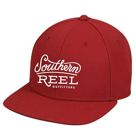 Southern Reel Outfitters Flat Bill Cap