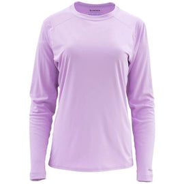 Woman's Solarflex Long Sleeve Crewneck Solid