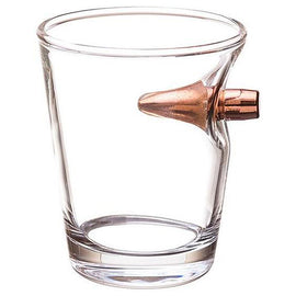 Lucky Shot Bullet Glass