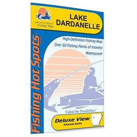 Fishing Hot Spots Lake Dardanelle