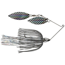 War Eagle Nickle Screamin Eagle Spinnerbait Double Willow