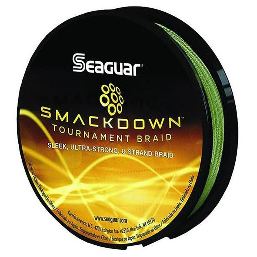 Seaguar Smackdown Braid Line 150 Yd