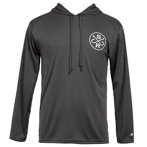 Southern Reel Outfitters Logo Hoodie