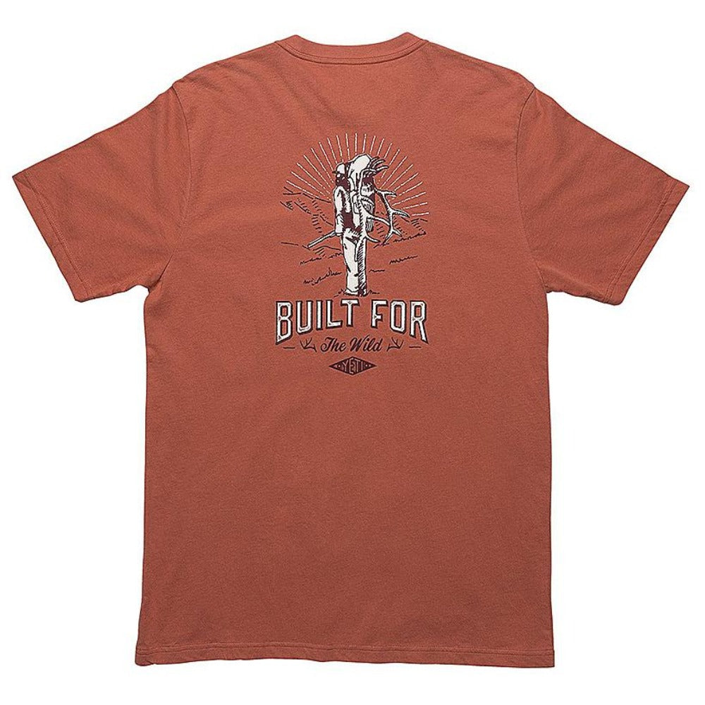 Yeti Hunt Pocket Short Sleeve T-Shirt