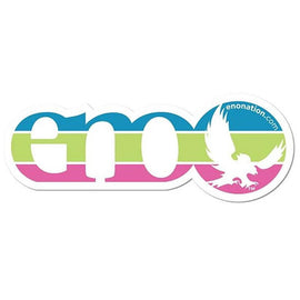 Eno Logo Decal