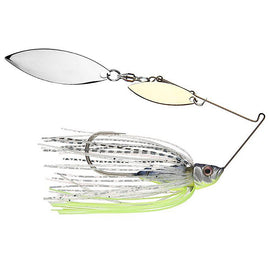 Revenge Deep Runner Spinnerbait Double Willow Nickle Gold