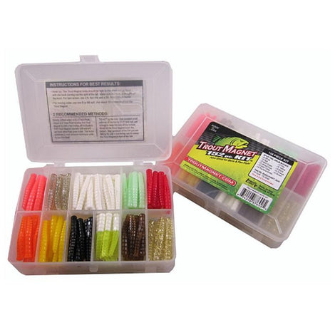Trout Magnet 152 Piece Kit