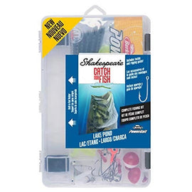 Shakespeare Catch More Fish Lake Pond Kit