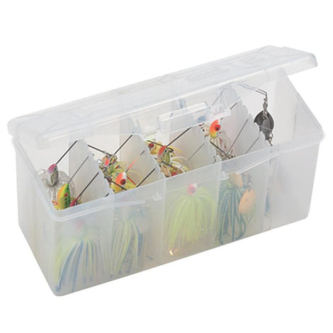 Plano Spinnerbait Stowaway Storage Box W/ Racks