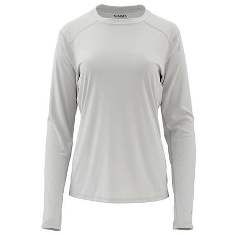 Simms Women's Solarflex Long Sleeve Crewneck Solid