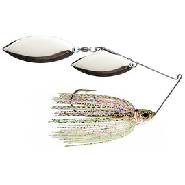 Revenge Deep Runner Spinnerbait Double Willow Nickle Nickle