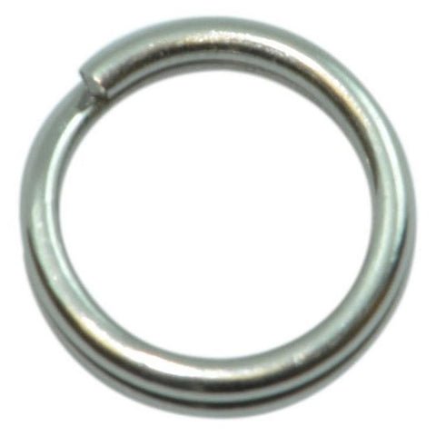 SPRO Stainless Split Rings