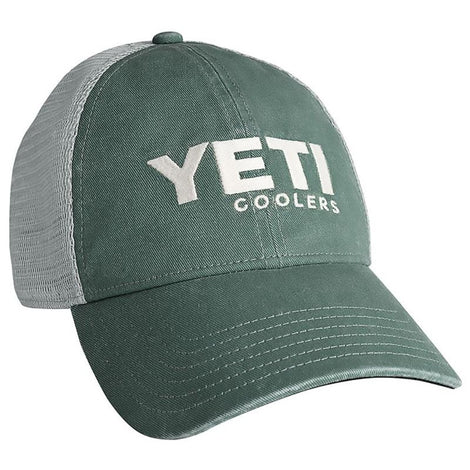 Yeti Washed Low Profile Trucker Hat