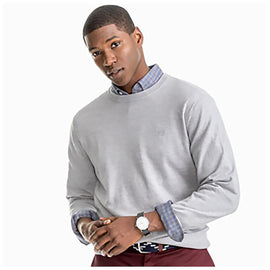 Southern Tide Skipper Crewneck LS Sweater