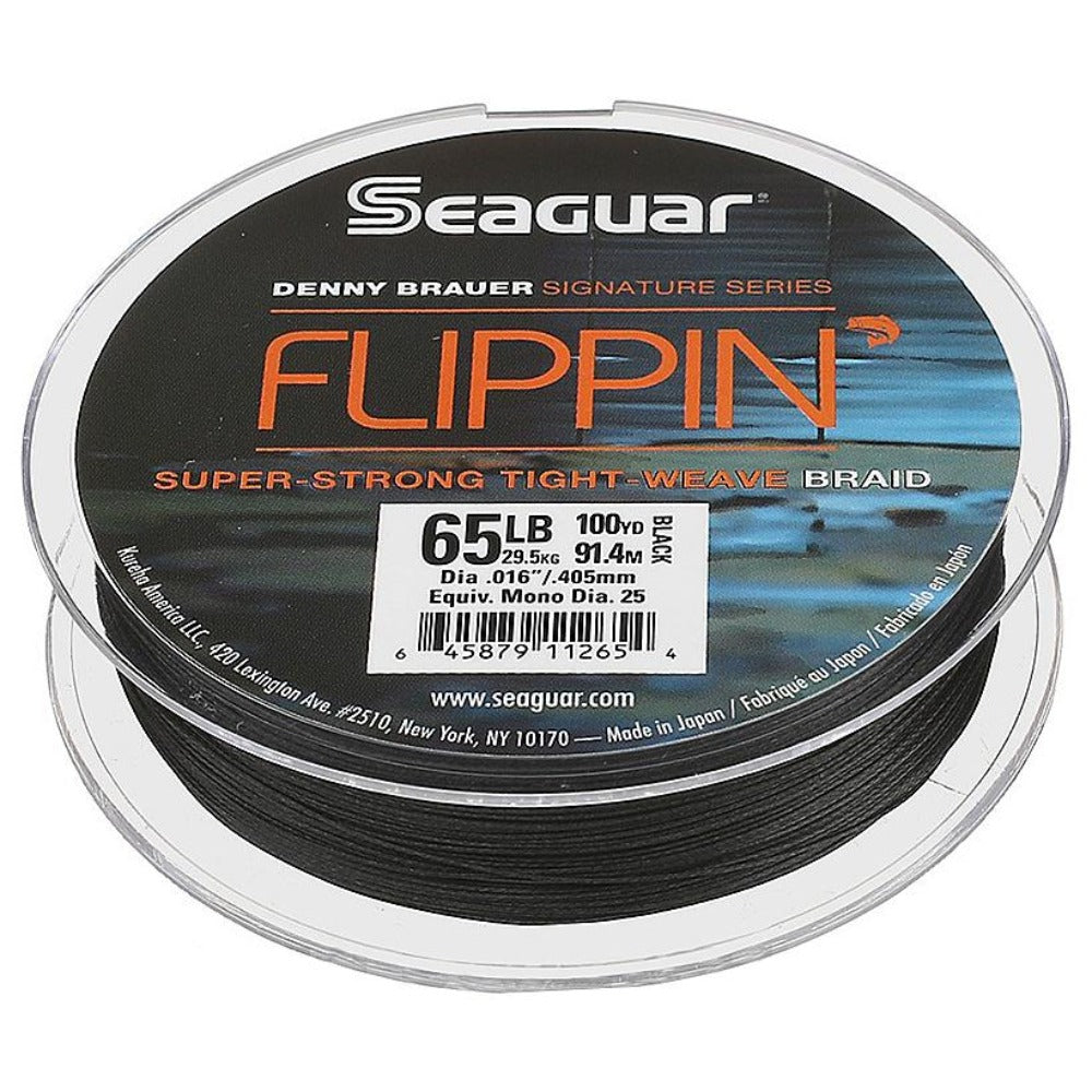 Seaguar Flippin Braid 100 Yard